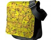 POKEMON PIKACHU  Messenger Shoulder Bag