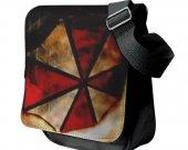 Resident Evil Umbrella Corporation  Messenger Shoulder Bag