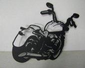 Hog 008 Metal Art Silhouette