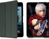 Devil May Cry IPad Mini 1 Black Protective Fold Smart Cover Case