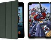 Transformers  IPad Mini 1 Black Protective Fold Smart Cover Case