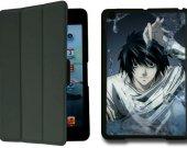 Death Note IPad Mini 1 Black Protective Fold Smart Cover Case
