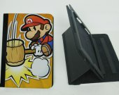 Paper Mario  Ipad Mini 2 / 3 Protective Fold Leather Smart Cover case