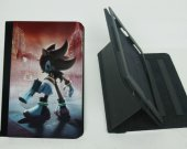 Shadow the Hedgehog  Ipad Mini 2 / 3 Protective Fold Leather Smart Cover case