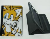 SONIC THE HEDGEHOG TAILS  Ipad Mini 2 / 3 Protective Fold Leather Smart Cover case