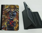 KINGDOM HEARTS  Ipad Mini 2 / 3 Protective Fold Leather Smart Cover case