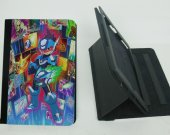 MEGAMAN STARFORCE  Ipad Mini 2 / 3 Protective Fold Leather Smart Cover case