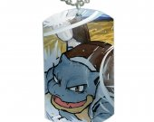 Pokemon BLASTOISE  Dog Tag Pendant Necklace