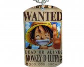 One piece Dog Tag Pendant Necklace