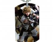 Kingdom Hearts Ventus Dog Tag Pendant Necklace