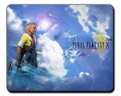 Final Fantasy X FF 10 Tidus MOUSEPAD Mouse Mat Pad