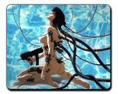 GHOST IN THE SHELL MOUSEPAD Mouse Mat Pad
