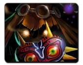 Zelda Skull Kid Majora's Mask MOUSEPAD Mouse Mat Pad