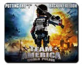 TEAM AMERICA World Police MOUSEPAD Mouse Mat Pad