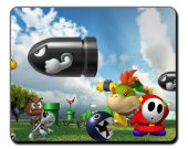 Mario Bill Shy Guy  MOUSEPAD Mouse Mat Pad