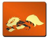 Pokemon Arcanine  MOUSEPAD Mouse Mat Pad
