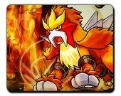 Pokemon Entei  MOUSEPAD Mouse Mat Pad