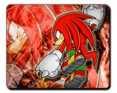 SONIC THE HEDGEHOG Knuckles  MOUSEPAD Mouse Mat Pad