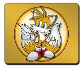 SONIC THE HEDGEHOG Tails  MOUSEPAD Mouse Mat Pad