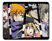 The World Ends With You MOUSEPAD Mouse Mat Pad