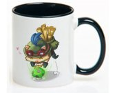Teemo League Of Legends Ceramic Coffee Mug CUP 11oz