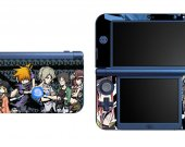 The World Ends With You NEW Nintendo 3DS XL LL Vinyl Skin Decal Sticker