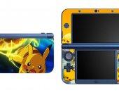 Pokemon Pikachu NEW Nintendo 3DS XL LL Vinyl Skin Decal Sticker