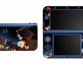 Shadow the Hedgehog NEW Nintendo 3DS XL LL Vinyl Skin Decal Sticker