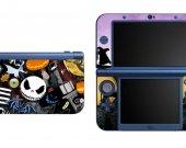 Nightmare Before Christmas NEW Nintendo 3DS XL LL Vinyl Skin Decal Sticker