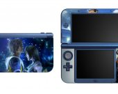 Final Fantasy X FF 10 NEW Nintendo 3DS XL LL Vinyl Skin Decal Sticker