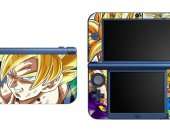 Dragonball GT NEW Nintendo 3DS XL LL Vinyl Skin Decal Sticker