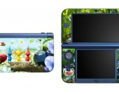 Pikmin NEW Nintendo 3DS XL LL Vinyl Skin Decal Sticker