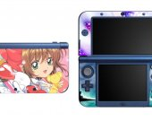 Card Captor Sakura NEW Nintendo 3DS XL LL Vinyl Skin Decal Sticker