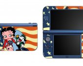 Betty Boop NEW Nintendo 3DS XL LL Vinyl Skin Decal Sticker
