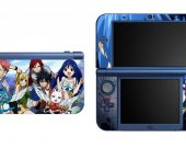 Fairy Tail NEW Nintendo 3DS XL LL Vinyl Skin Decal Sticker