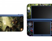 Zelda Skull Kid Majora's Mask NEW Nintendo 3DS XL LL Vinyl Skin Decal Sticker