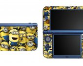 Minion NEW Nintendo 3DS XL LL Vinyl Skin Decal Sticker