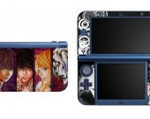 Death Note NEW Nintendo 3DS XL LL Vinyl Skin Decal Sticker