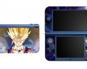Dragonball Gohan NEW Nintendo 3DS XL LL Vinyl Skin Decal Sticker