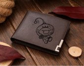 Pikmin Captain Olimar Leather Wallet
