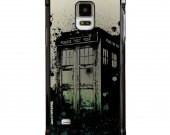 Doctor Who Tardis SAMSUNG GALAXY NOTE 4 Plastic Case