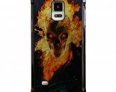 Ghost Rider SAMSUNG GALAXY NOTE 4 Plastic Case