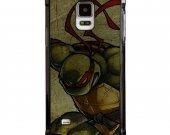 Teenage Mutant Ninja Turtle TMNT SAMSUNG GALAXY NOTE 4 Plastic Case