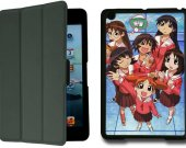 Azumanga Daioh IPad Mini Black Protective Fold Smart Cover Case