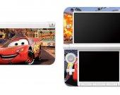 Cars Lightning McQueen Nintendo 3DS XL LL Vinyl Skin Decal Sticker