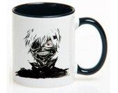 Tokyo Ghoul Touka Ceramic Coffee Mug CUP 11oz