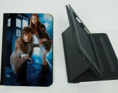TARDIS Doctor Who  Ipad Mini 2 / 3 Protective Fold Leather Smart Cover case