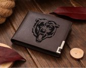 Football Chicago Bears NFL Leather Wallet