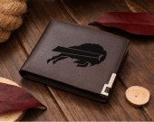 Football Buffalo Bills NFL Leather Wallet