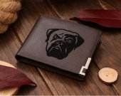 Football Cleveland Browns NFL Leather Wallet